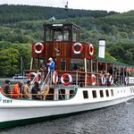 A steamer trip on Lake Windermere