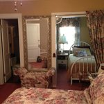 Charles Dickens Room King & Twin Beds