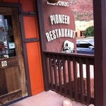 The Historic Pioneer Restaurant Foto