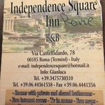 Independence Square Inn B&B