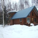 Φωτογραφία: Sunshine Lake Bed and Breakfast