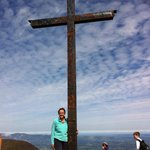On top of Ireland - Carraountoohil