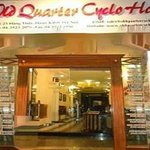 Old Quarter Cyclo Hotel Foto