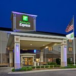 Foto de Holiday Inn Express Marshall