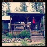 Willow Springs Cabins Bed and Breakfast Foto