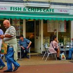 Fish & Chips Cafe
