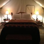 Lovely Encampment @ the Jeffers Inn