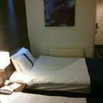 Foto de Holiday Inn Express Belfast City Queens Quarter