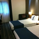 Photo de Holiday Inn Express Belfast City Queens Quarter