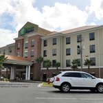Foto de Holiday Inn Express Hotel & Suites Way