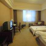 room and bed (King-ray, Jiangmen)