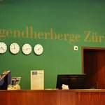 Zurich Youth Hostel resmi