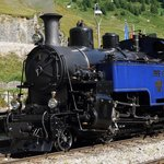 Photo of Furka Cogwheel Steam Railway