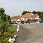 Foto de Battleborough Grange Country Hotel & Restaurant