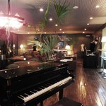 The Aubrey Piano Lounge