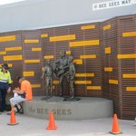 Bee Gees tribute in Redcliffe nearby