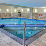 Indoor Pool & Hot Tub Open Everyday 7am-11pm