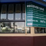 No restaurant - its in receivership