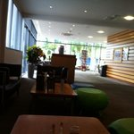 Park inn watford, bar area