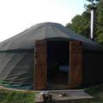 Suffolk Yurt Holidays照片
