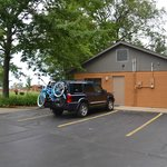 Φωτογραφία: Lake Bluff Inn and Suites