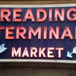 Reading terminal market very near hotel