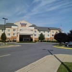 Foto van Fairfield Inn & Suites Winchester