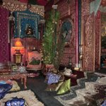 One of the gorgeous Persian suites.