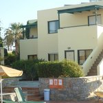 Photo de Kaissa Beach Bungalows & Apartments