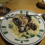 steak a la olive garden yummy