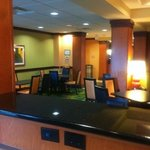 Foto van Fairfield Inn & Suites Buffalo Airport