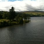 View over Loch Tay