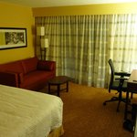 Φωτογραφία: Courtyard by Marriott Chicago West Dundee