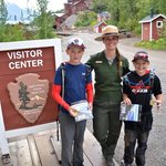 Wrangell St. Elias - Junior Rangers