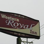 Foto de Western Royal Inn