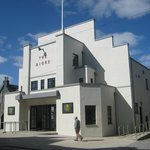 Boutique cinema in the Scottish Highlands