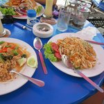 lovely thai food