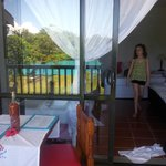 Photo de Lusia's Lagoon Chalets
