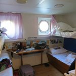 Eastern Comfort Hostelboat Foto