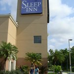 Foto van Sleep Inn at Miami International Airport