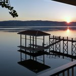 Φωτογραφία: Clear Lake Bed and Breakfast