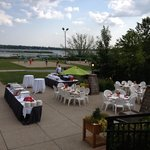 Outdoor Banquet event