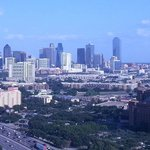 Downtown Dallas from 2924