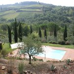 authentic Tuscan view.......wow!!!