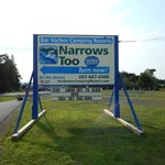 Foto de Narrows Too Camping Resort