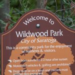 Wildwood Park is immediately adjacent