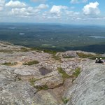 View from summit of Mt. Monadnock