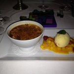 the creme brulee, incredible!
