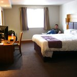 Photo de Premier Inn York City Centre - Blossom Street North