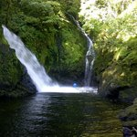 Llanberis hidden gem - waterfall